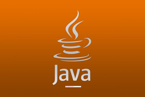 di logo java orange 600x400 - عملگرهای جاوا اسکریپت