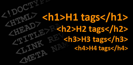 the real deal behind heading tags - تگ H1 - H6