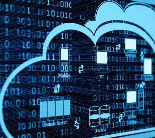 Cloud Computing 1 600x534 - تفاوت ابر عمومی و ابر خصوصی چیست؟