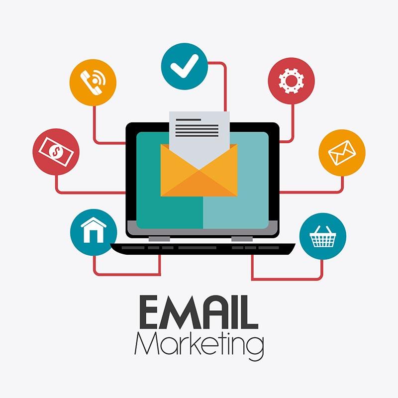 هشت نکته بازاریابی ایمیلی حرفه ای