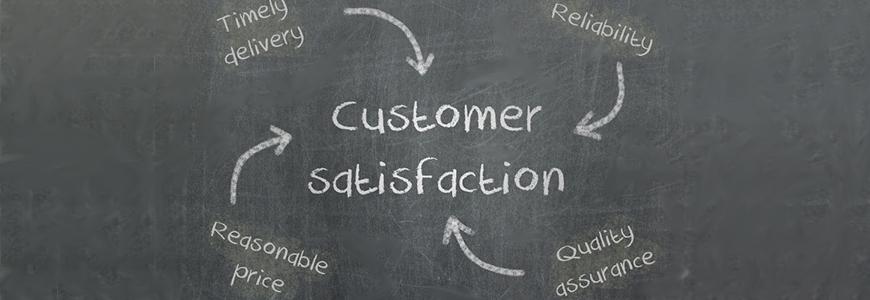 5 روش برای کسب رضایت مشتریان!