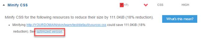 رفع خطا Minify CSS در Gtmetrix وردپرس در 5 دقیقه