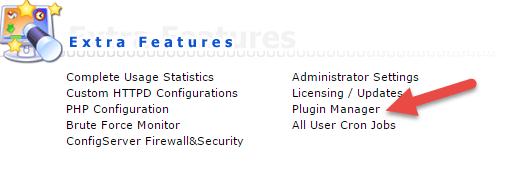 نصب افزونه CustomBuild 2.0 در مدیریت دایرکت ادمین