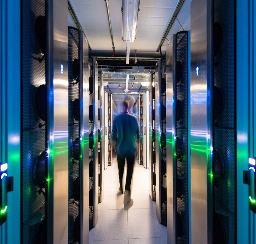 پنج مرکز داده اصلی در دنیا!