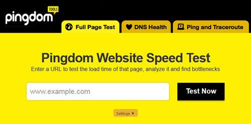 10 سایت رایگان برای تست سرعت سایت