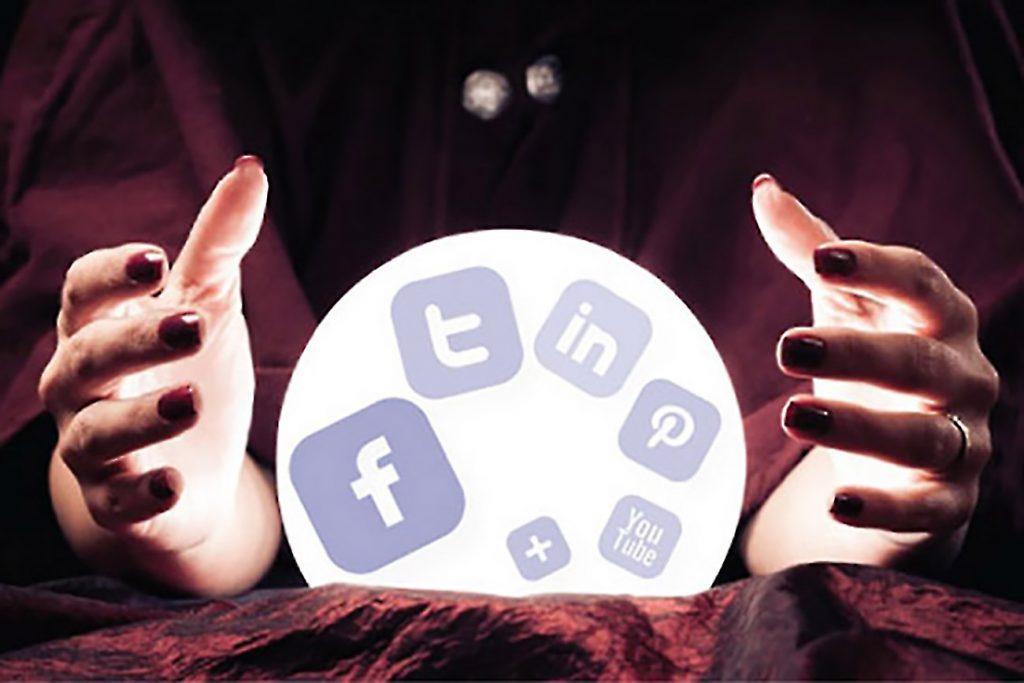 اثر تبلیغات بر شبکه های اجتماعی در آینده