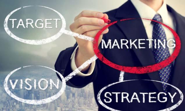 انتخاب بازار هدف !