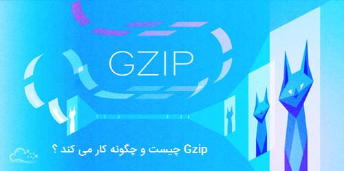 فشرده سازی Gzip چیست و چگونه کار می کند ؟ + نتایج