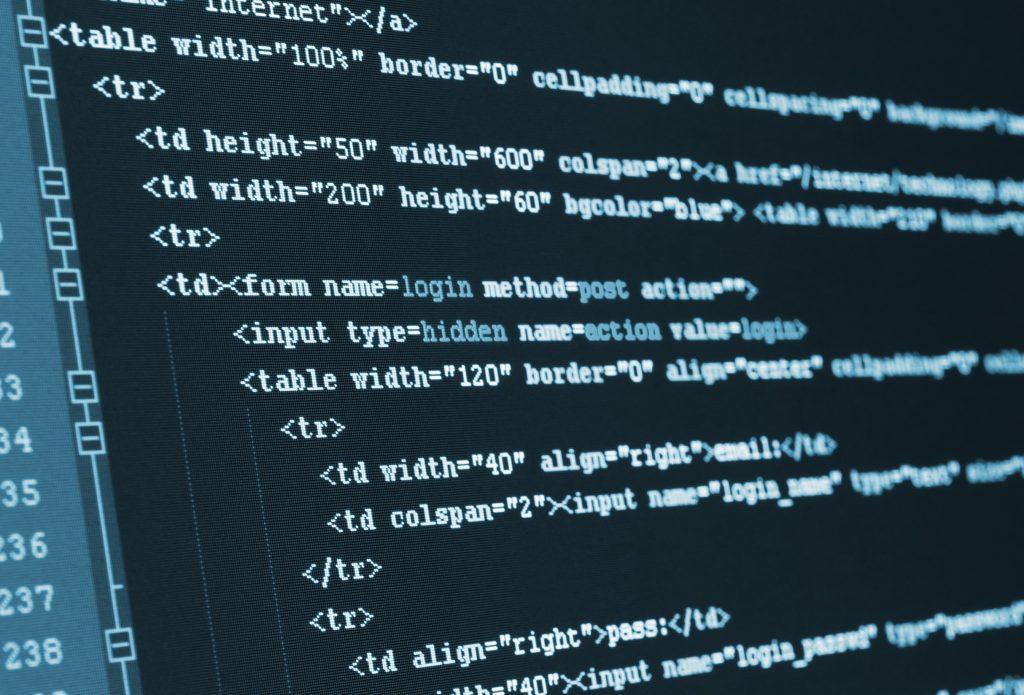 ابزارهای نوشتن کدهای HTML