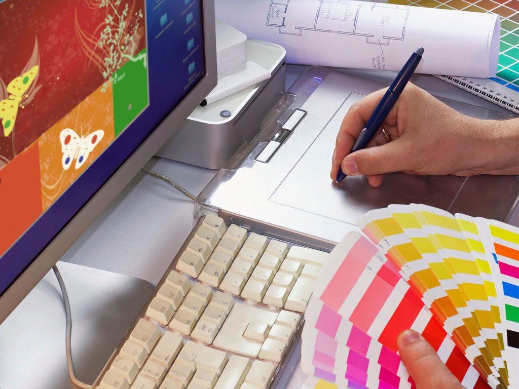 تفاوت گرافیک وب با گرافیک چاپ