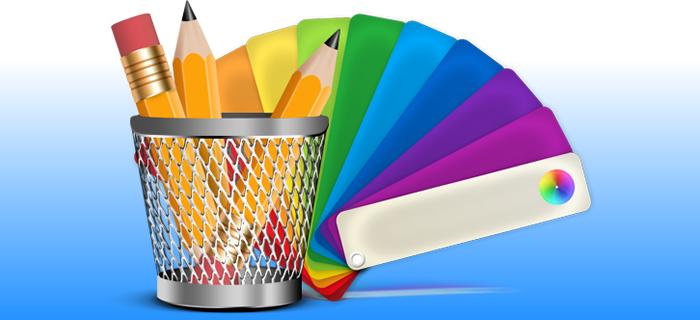 رنگ وب - رنگ در طراحی سایت