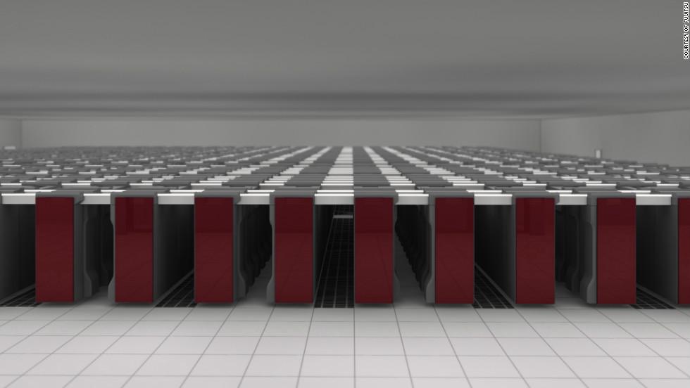 AI Bridging Cloud Infrastructure (اختصارا ABCI)