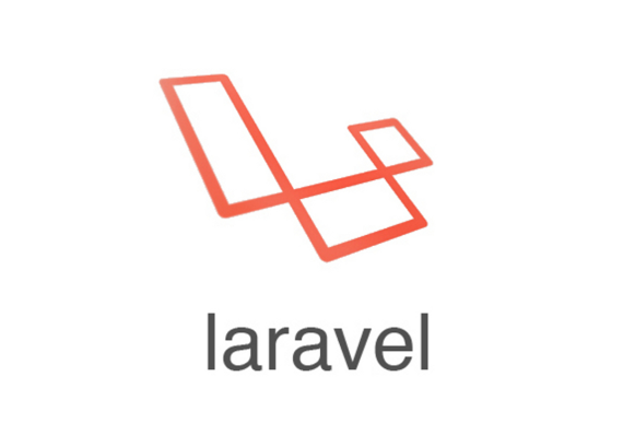 laravel logo big 570x398 - لاراول چیست؟
