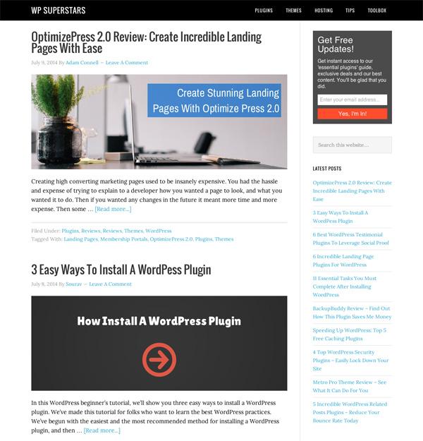 22 تا از بهترین وبلاگ های وردپرس