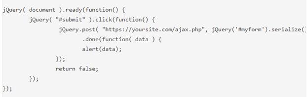 2 - امنیت فرم های AJAX وردپرس با استفاده از nonces