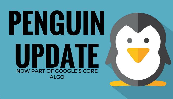 PENGUIN - معرفی الگوریتم های موتور جستجو گوگل