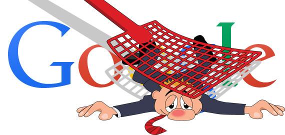 google flyswatter penalty featured - معرفی الگوریتم های موتور جستجو گوگل