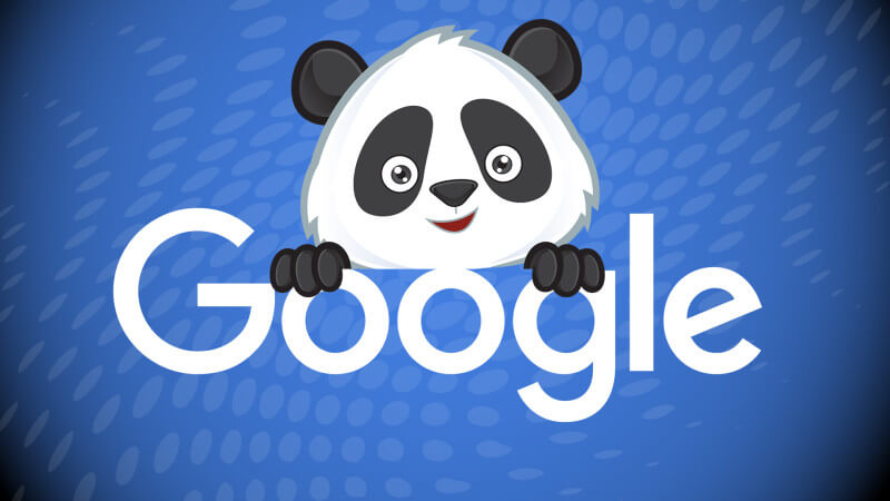 google panda name3 ss 1920 800x450 - معرفی الگوریتم های موتور جستجو گوگل