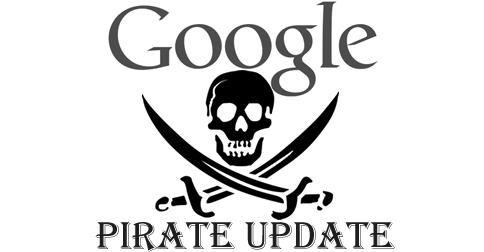 pirateupdate - معرفی الگوریتم های موتور جستجو گوگل
