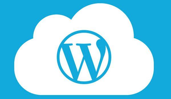 wordpress hosting 600x350 - قالب های الهام گرفته از وردپرس برای وبلاگ شما