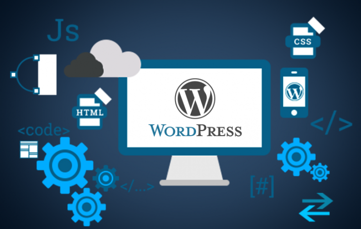 توسعه وب سایت با استفاده از وردپرس