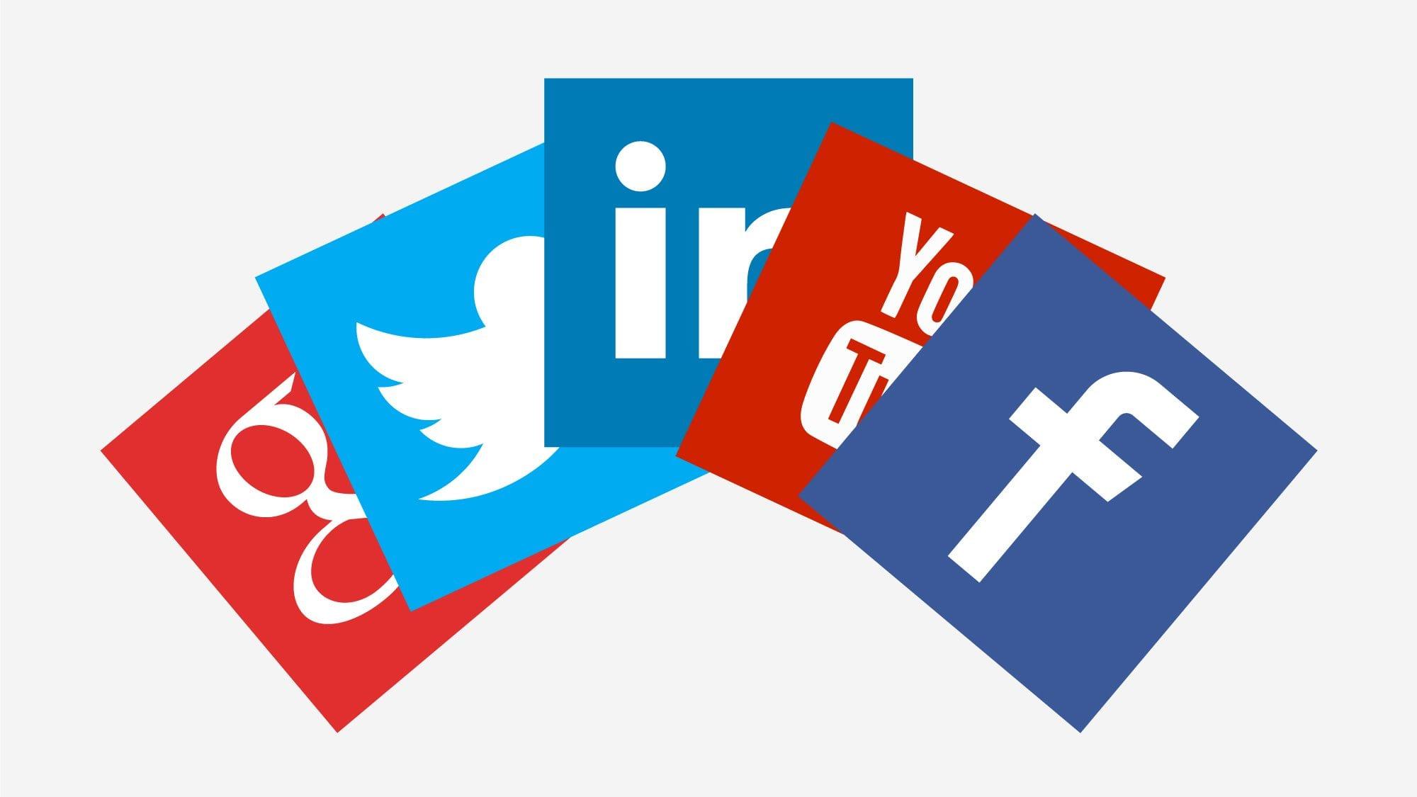 social media - اضافه کردن آیکون شبکه های اجتماعی به منوهای وردپرس