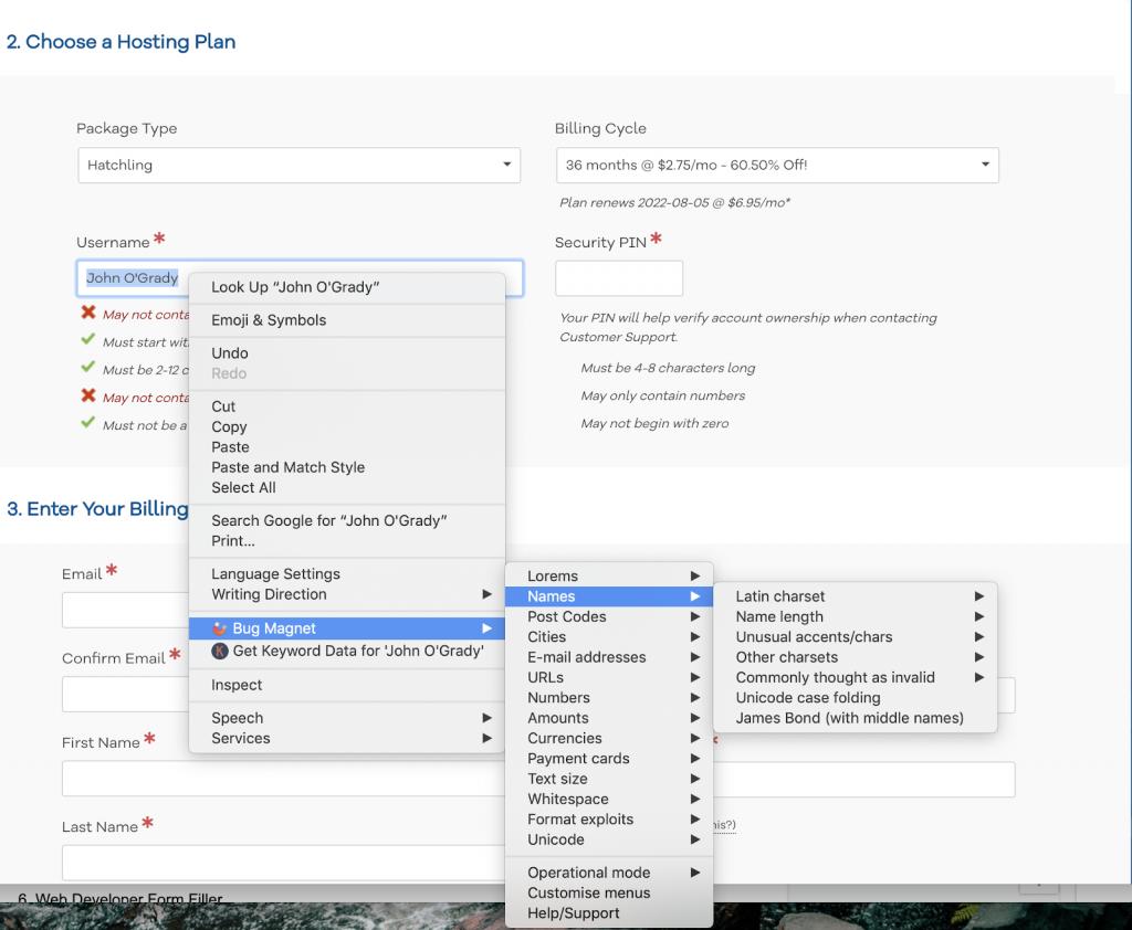 Screen Shot 2019 08 05 at 2.12.16 PM 1024x842 - 8 افزونه برتر Chrome برای آزمایش QA وب سایت شما