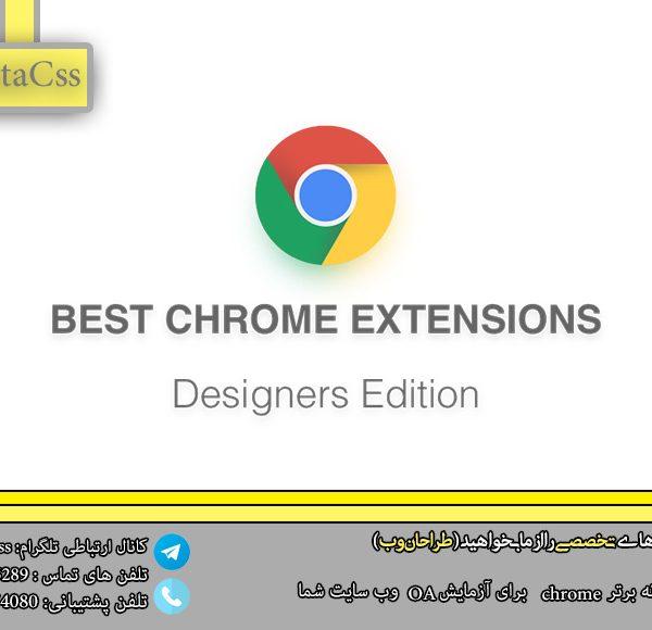 datacss 2.jpgد 600x580 - 8 افزونه برتر Chrome برای آزمایش QA وب سایت شما